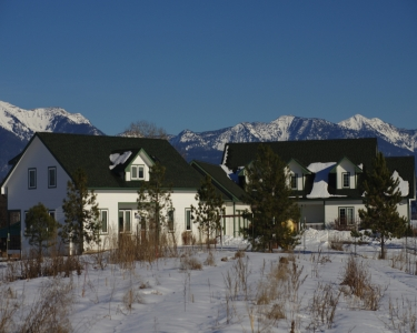 Luxury Home in Kalispell, Montana