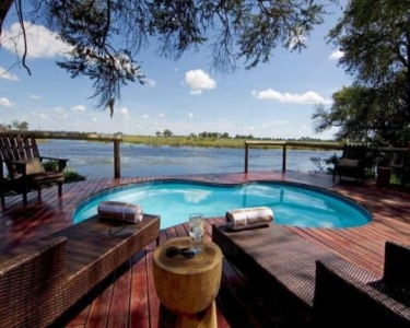 Luxury Home in Botswana, Africa