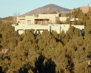 Luxury Home in Santa Fe, New Mexico