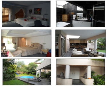 View Details of House Sitting Assignment in Bedfordview, South Africa