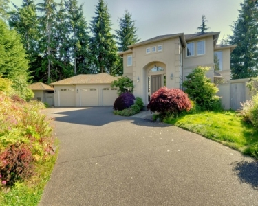 Luxury Home in Edmonds, Washington