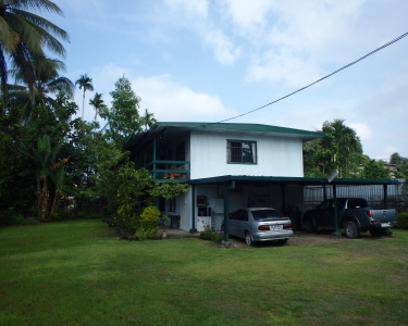 House Sitting in Madang, Papua New Guinea, South Pacific