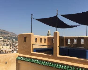 House Sitting in Fes, Africa
