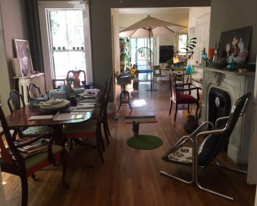 House Sitting in Cambridge, Massachusetts