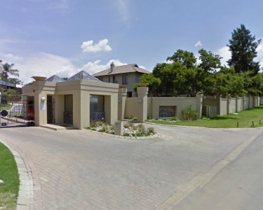 Luxury Home in Gauteng, South Africa