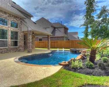 Luxury Home in Spring, Texas