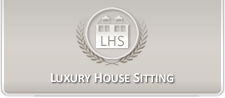 Luxury House Sitting Logo